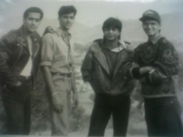 Shahrukh Khan Shahrukh,Salman,Hritik rare