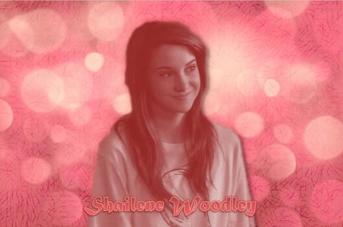Shailene Woodley HD Walpaper