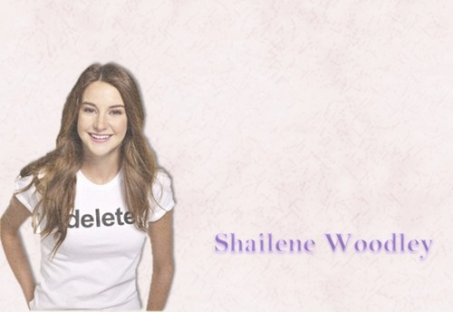 The Secret Life of the American Teenager wallpaper probably with a portrait called Shailene Woodley Wallpaper HD