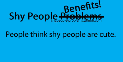 Shy people movie