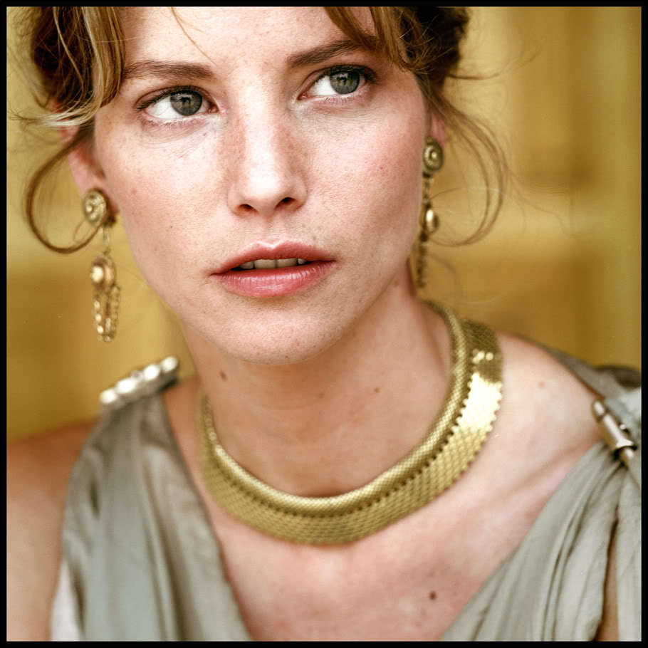 Sienna Guillory as Helena of Troy