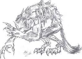 Skylar's Inner Beast
