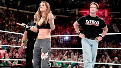 Slater vs Lita (and Legends)
