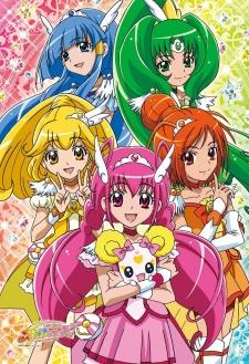 Smile Pretty Cure.