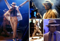 Smooth Criminal Photo Collage - michael-jackson photo