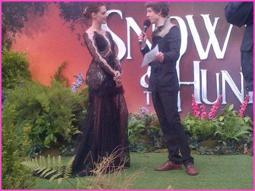 Snow White & The Huntsman, UK Premiere
