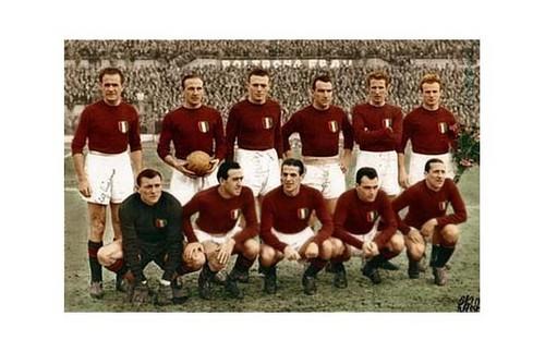 सॉकर club Torino haunted द्वारा 1949 plane crash