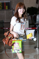 Sooyoung @ Gimpo Airport - sooyoung photo