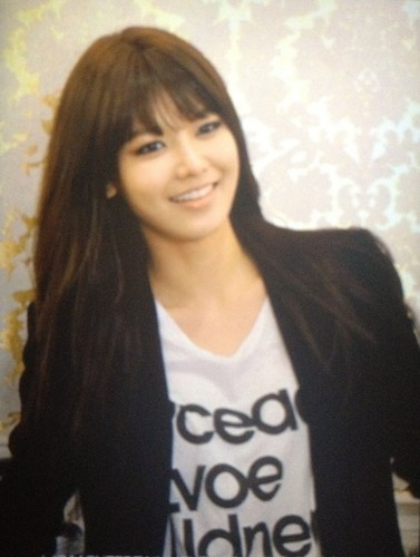 Sooyoung @ Japan Mobile Fansite