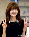 Sooyoung @ The 3rd Hospital - Press Conference