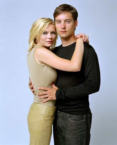 Spider-Man Promo Shoot - kirsten-dunst Photo