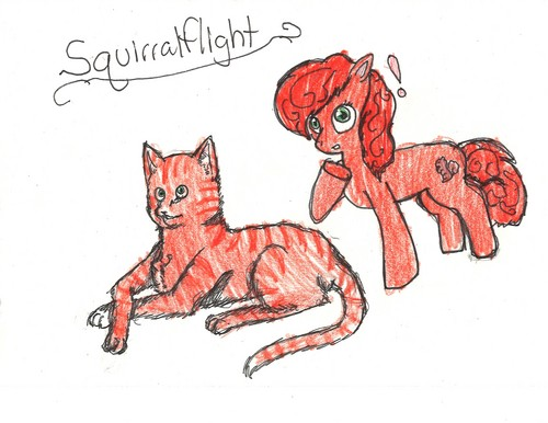 Squrrielflight :3