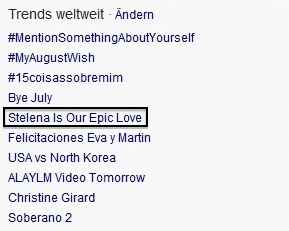 Stelena Is Our Epic Love is TTWW, July 31 2012 - stefan-and-elena Photo