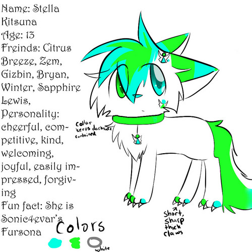 Stella's Reference picture