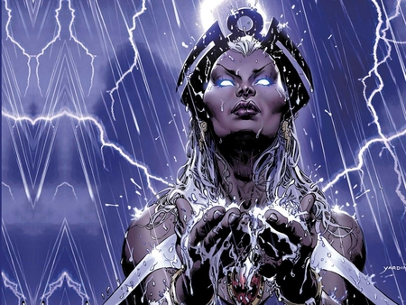 Halle Berry's Storm reportedly cut to just one scene in X ...