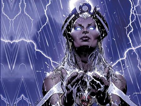 X-Men wallpaper called Storm / Ororo Munroe wallpapers