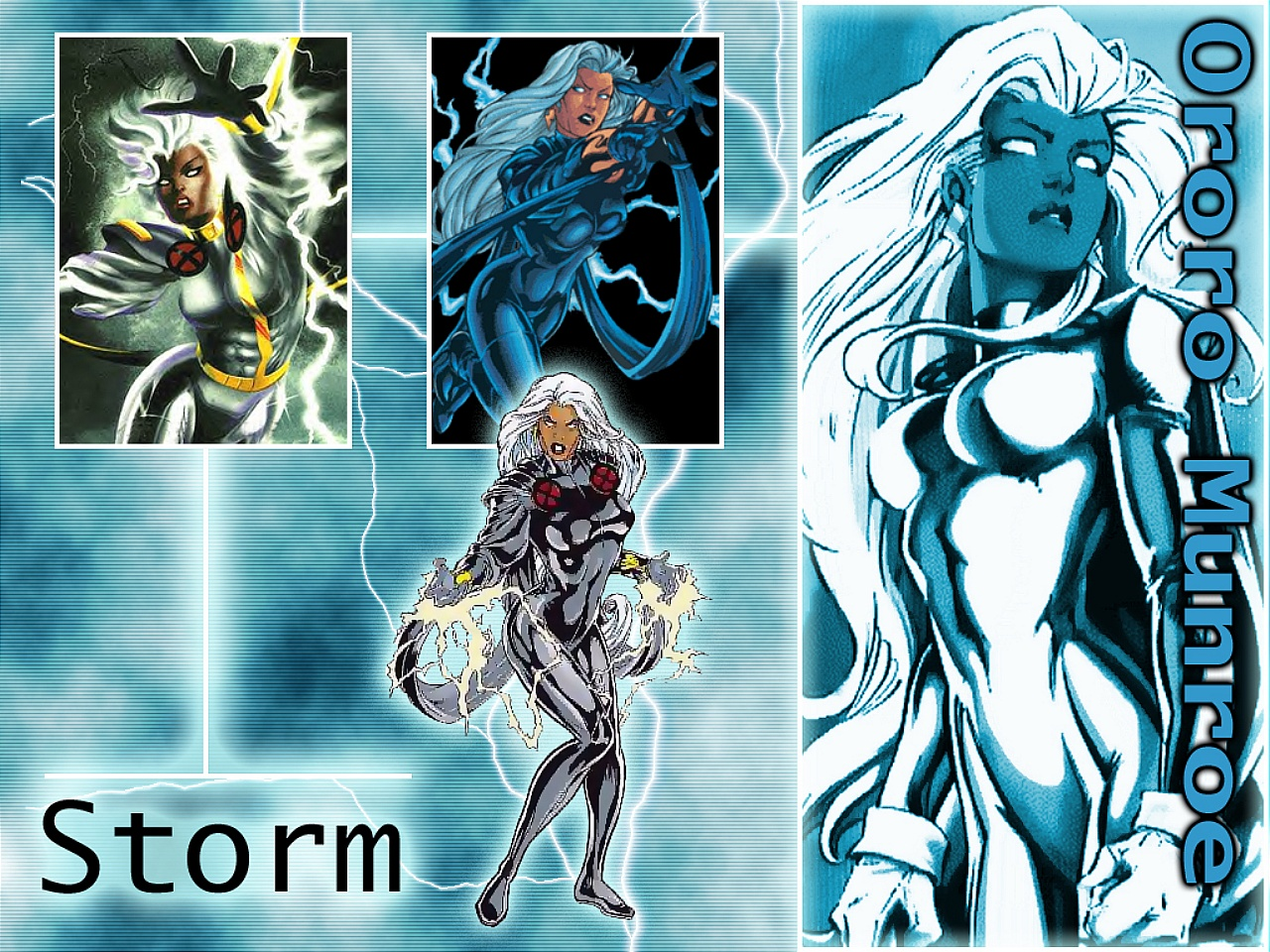 ororo storm wallpaper - photo #16
