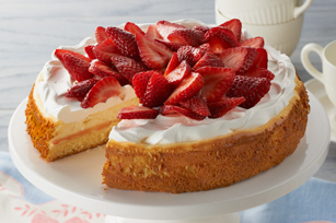 स्ट्रॉबेरी, स्ट्राबेरी कचौड़ी, शॉर्टकॉक Cheesecake