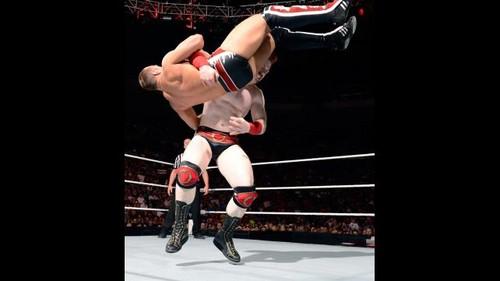 jalan, street Fight! Sheamus vs Bryan