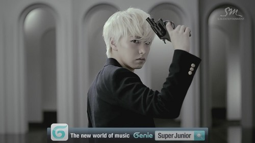 "Super Junior ""SPY"" MV Teaser"