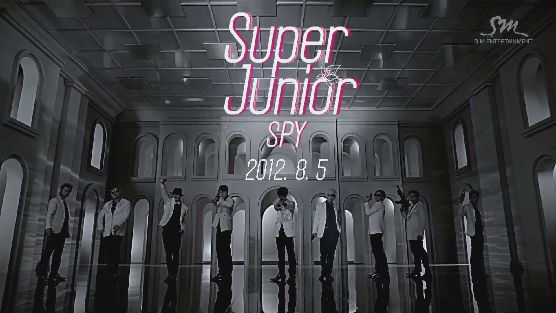 Super Junior Spy