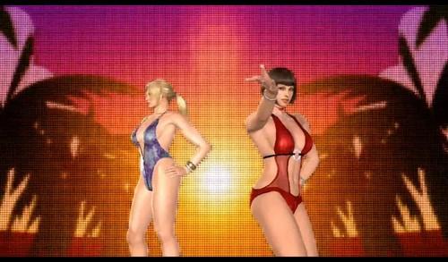 TTT 2 With Anna (Bikini)