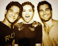 TW cast - tyler-hoechlin wallpaper