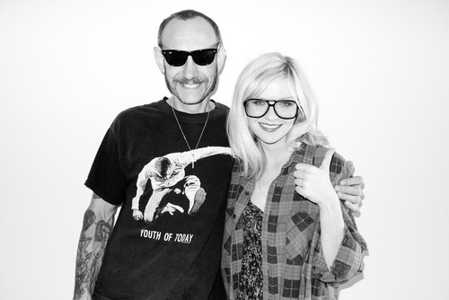 Terry Richardson Photoshoot