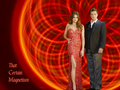 That Certain Magnetism - castle wallpaper