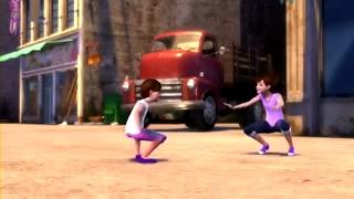 The Dancing Girls (Falling)