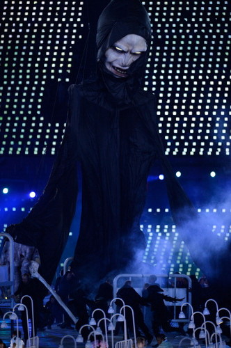 The Dark Lord at 2012 London Olympics