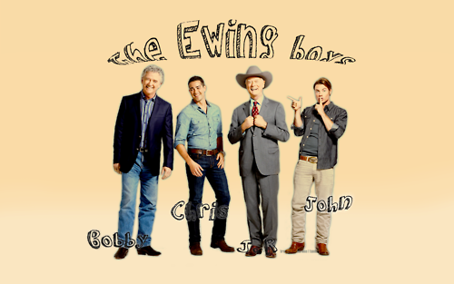 The Ewing Boys