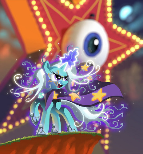 The Great and Powerful gppony, pony Picture!