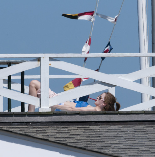 The Hamptons - July 31, 2012 - emma-watson Photo