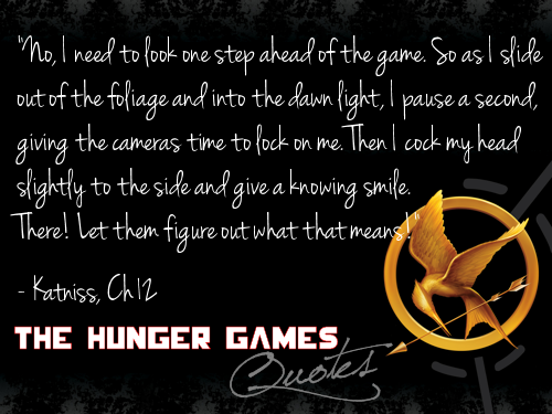The Hunger Games Цитаты 141-160