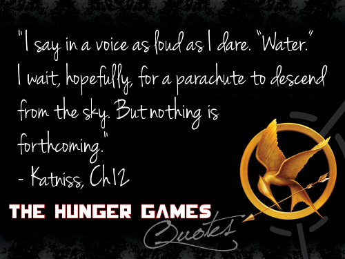 The Hunger Games 语录 141-160