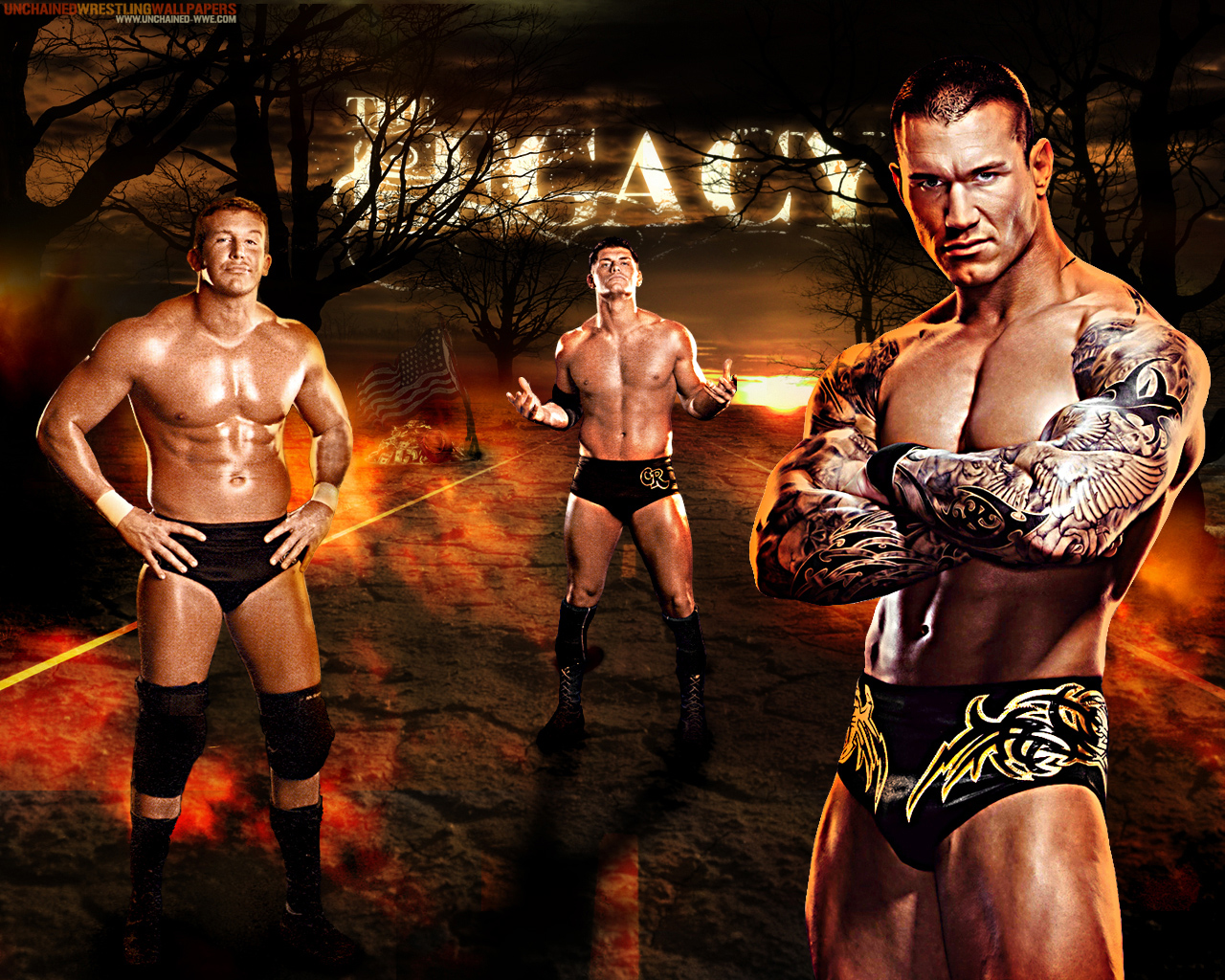 Randy Orton Imagenes The Legacy Hd Fondo De Pantalla And Background