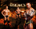 The Legacy - wwe wallpaper