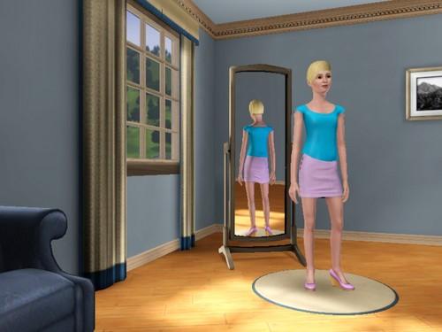 The Sims 3~ Caitlin