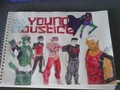 The Six - young-justice fan art