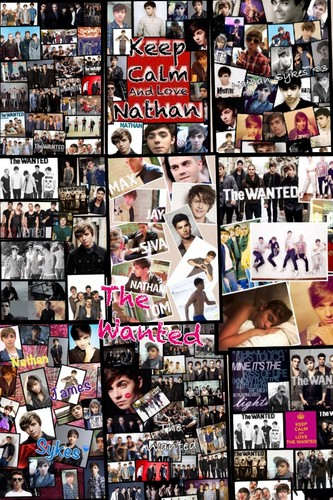 The Wanted Collage <3