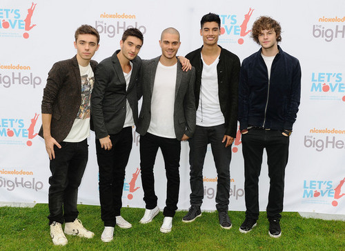 The Wanted Gonna Amore them forever <3