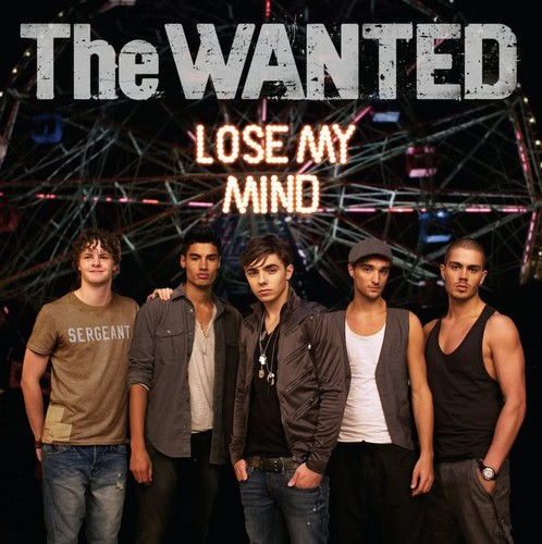 The Wanted Lose My Mind Single