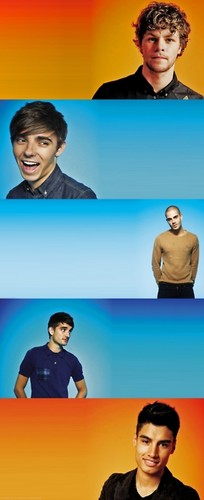 The Wanted Amore them So Much <3