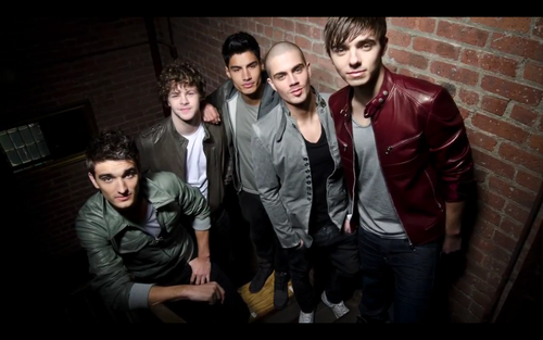 The Wanted Hintergrund with a business suit, a suit, and a well dressed person called The Wanted Screenshot 2012