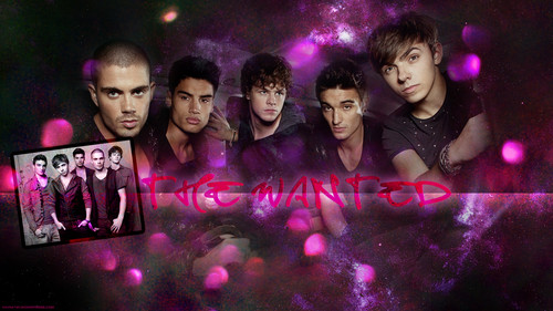 The Wanted Hintergrund <3
