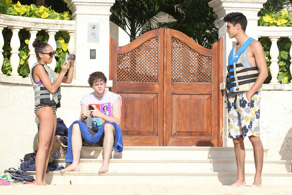 The Wanted in Barbados