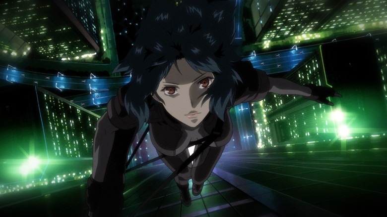 Ghost In The Shell Images The Major Wallpaper And Background Photos
