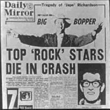 stars have been killed in a plane crash - celebrities-who-died-young