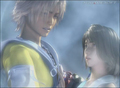Tidus and Yuna